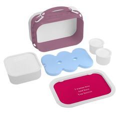 love forever lunch box