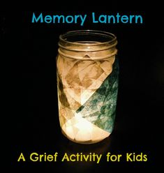 Similar to a memory jar activity I do with my therapy patients, I was interested to see how it can be used as a grief activity for kids. It can provide psychoeducation, coping support, emotional processing, expression. Grief Activities, Counseling Activities, Therapy Activities, Activities For Kids, Therapy Tools, Art Therapy, Play Therapy, Therapy Ideas, Memories Box