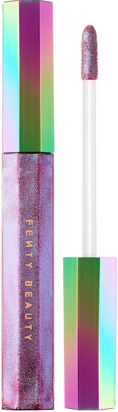 Fenty Beauty By Rihanna Cosmic Gloss Lip Glitter Makeup make up tutorial ideas idea tips tip products product looks brushes hacks dupes favorite supplies for teens summer fall winter spring everyd