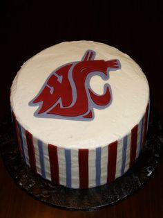 WSU Cake