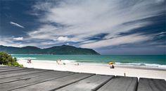 Solidão Beach - Florianopolis - Brazil