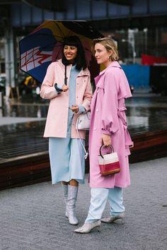 New York Fashion Week Fall/Winter 2018