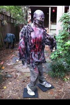 New Zombie Prop - just the pic