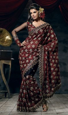 Sari. I like these darker ones as well.
