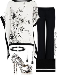 """Untitled #542"" by mzmamie on Polyvore"
