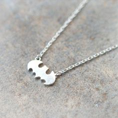 Batman Stainless Steel Necklace