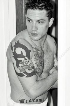 Tom Hardy...perfect