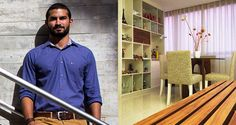 nem todo mundo pode pagar muito por um projeto de arquitetura - para Márcio Barreto, isso não é um problema :) conheça essa ideia: https://www.hometeka.com.br/f5/arquiteto-faz-projetos-para-classe-c-por-300-reais?utm_content=buffer054f9&utm_medium=social&utm_source=pinterest.com&utm_campaign=buffer