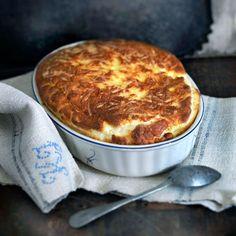 Raymond Blanc's Comté Cheese Soufflé: Recipe