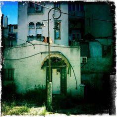 Abandoned theatre in Lisboa
