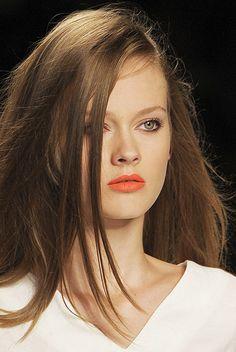 Accessory Interpretation 4: Orange lips.
