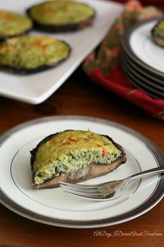 Low Carb Spinach Artichoke Quiche