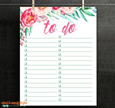 This BIG Printable Planner is the perfect way to organize your life and schedule in a written format. From expense pages to daily agendas, this printable planner has EVERYTHING and is easy to use! To Do Lists Printable, Printable Planner, Free Printables, Create An Animal, Free Printable Stationery, School Planner, Freebies, Good Notes, Note Paper