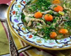 Ratatouille Quinoa Soup | Recipe | Ratatouille, Quinoa and Eggplants