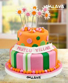 Renkli Doğum Günü Pastası size ve sevdiklerinize özel pastalar. Ürün fiyatı ve detayları için tıklayınız. Veya 0212 503 43 73 telefon numaramızdan arayınız.