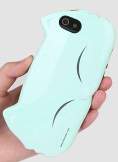Mint Kitten iPhone5 Case