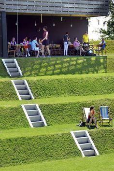 Architects: Rietveld Landscape + Atelier de Lyon Location: Culemborg, The Netherlands Proj...