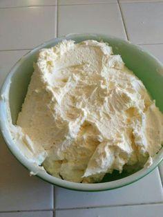 Canolli cream