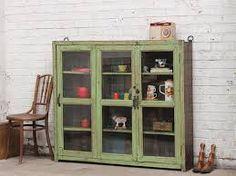 Image result for vintage cabinet