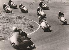motor motorrace Zandvoort MZ NSU