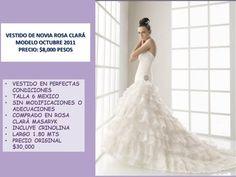 ¡Nuevo vestido publicado!  Rosa Clará mod. ROSA CLARA OCTUBRE 2011 ¡por sólo $8000! ¡Ahorra un 73%!   http://www.weddalia.com/mx/tienda-vender-vestido-de-novia/rosa-clara-mod-rosa-clara-octubre-2011/ #VestidosDeNovia vía www.weddalia.com/mx
