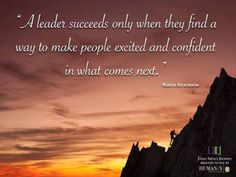 How do you build up the confidence of others?