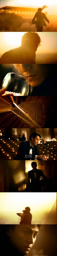 \'Deja Vu\'[Chivas Regal] (Wong Kar Wai) Cinematography by Philippe Le Sourd