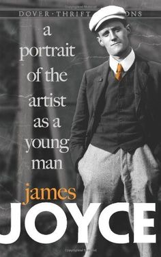 A PORTRAIT OF THE ARTIST AS A YOUNG MAN by James Joyce - http://www.amazon.com/gp/product/0486280500/ref=cm_sw_r_pi_alp_0-12qb163DTAW