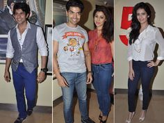 When small screen actor Hussain Kuwajerwala organised a screening of his directorial venture, Shree, his friends and colleagues from the TV industry dropped by to wish him luck. Take a look at these TV celebrities who were spotted at the do.Image courtesy: Viral Bhayani