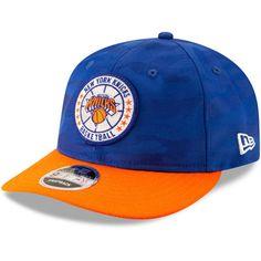 5f71b1336a3 Men s New York Knicks New Era Blue 2018 Tip-Off Series Retro 9FIFTY  Adjustable