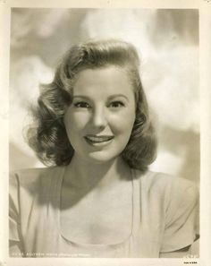 June Allyson, 1940's
