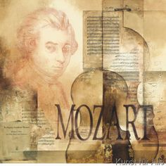 Marie Louise Oudkerk - a tribute to Mozart