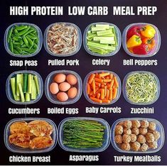 High protein low carb meal prep What's the Difference Between Success and Failure on the Keto Diet. High protein low carb meal prep What's the Difference Between Success and Failure on the Keto Diet. Lunch Recipes, Low Carb Recipes, Diet Recipes, Meal Prep Recipes, Diet Tips, Whole 30 Crockpot Recipes, Health Recipes, Recipes Dinner, No Cook Meals