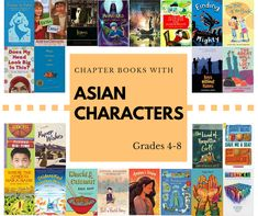 Dive into these fabulous chapter books with Asian characters for kids in upper elementary and middle school; adventure, romance, historical, and more! Book Character Costumes, Book Day Costumes, Book Characters, Character Names, I Can Read Books, I Love Books, Z Book, Book Club Books, Vintage Baby Names