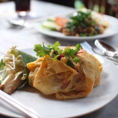 Thai food... Pad Thai