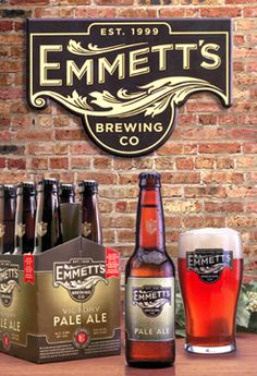 Emmett's Brewing Co. Mulitple locations including Downers Grove, IL. A wide variety of microbrews made right in the restaurant. The Munich Light, 1 A.M. Ale, and McCarthy Red are delicious! They also offer the Victory IPA and an Oatmeal Stout, along with the specialty brews that vary throughout the year.