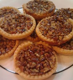 Cooking With A European Mutt: Mini Pecan Pies