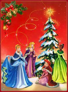 A Royal Christmas (Disney Princess (Disney Press Unnumbered)) Disney Merry Christmas, Disney Christmas Decorations, Royal Christmas, Christmas Centerpieces, Christmas Books, Christmas Time, Black Disney Princess, Disney Princess Books, Walt Disney Characters