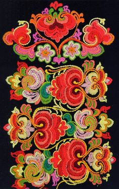 Hello all,    The East Telemark costume is known for its embroidery, and also for the elaborate ornament on both stockings and shoes...
