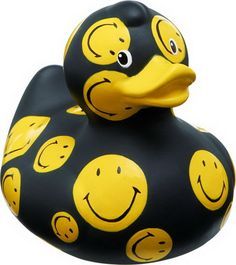 Smile your a rubber duckie