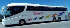 Torres Bus, una empresa con más de 50 años de experiencia en el sector de transporte entre poblaciones y aeropuerto. Madrid, Towers, Transportation