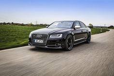 ABT Sportsline zajął się najnowszą odsłoną Audi S8 - Adrenaline Motorsport