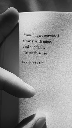 poem quotes Perry Poetry on for daily poetry. Poem Quotes, Words Quotes, Life Quotes, Writing Quotes, Sayings, Family Quotes Love, Quotes To Live By, Hold My Hand Quotes, Deep Love Quotes