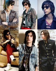 Mens Thrift Fashion | Men's Style Icons: Julian Casablancas – The Strokes | FashionBeans