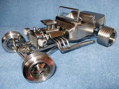 T Bucket, by R. Michaud | Hobby tig welder. The body is made… | Flickr