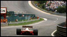 f1 Ayrton Senna-Bélgica 1988