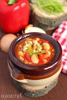 Gdy nie masz czasu ugotuj... Wielki gar pożywnej zupy! | Zdrowe Przepisy Pauliny Styś