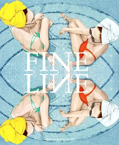 Fine Line Magazine | Issue 04 - Subject to Change | Cover image by Nina Nolte