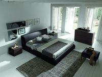 Rossetto Coco Platform Bed 4 Piece Bedroom Set   Bedplanet.com   Bedplanet