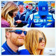 Dale Jr. and Amy
